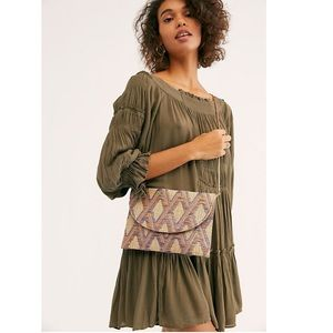 Free People Meet Me In Tulum Crossbody